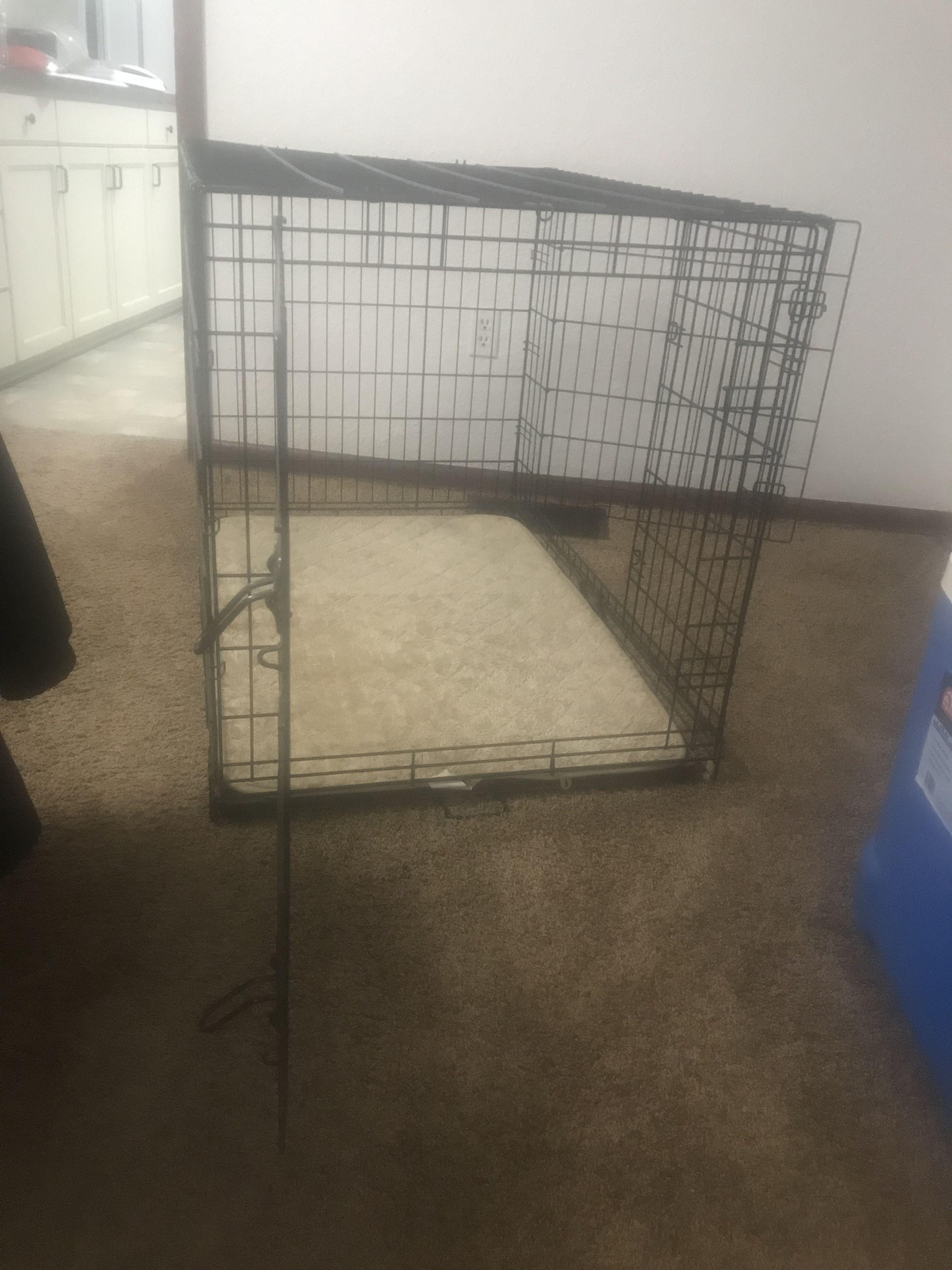 Dog crate image 1