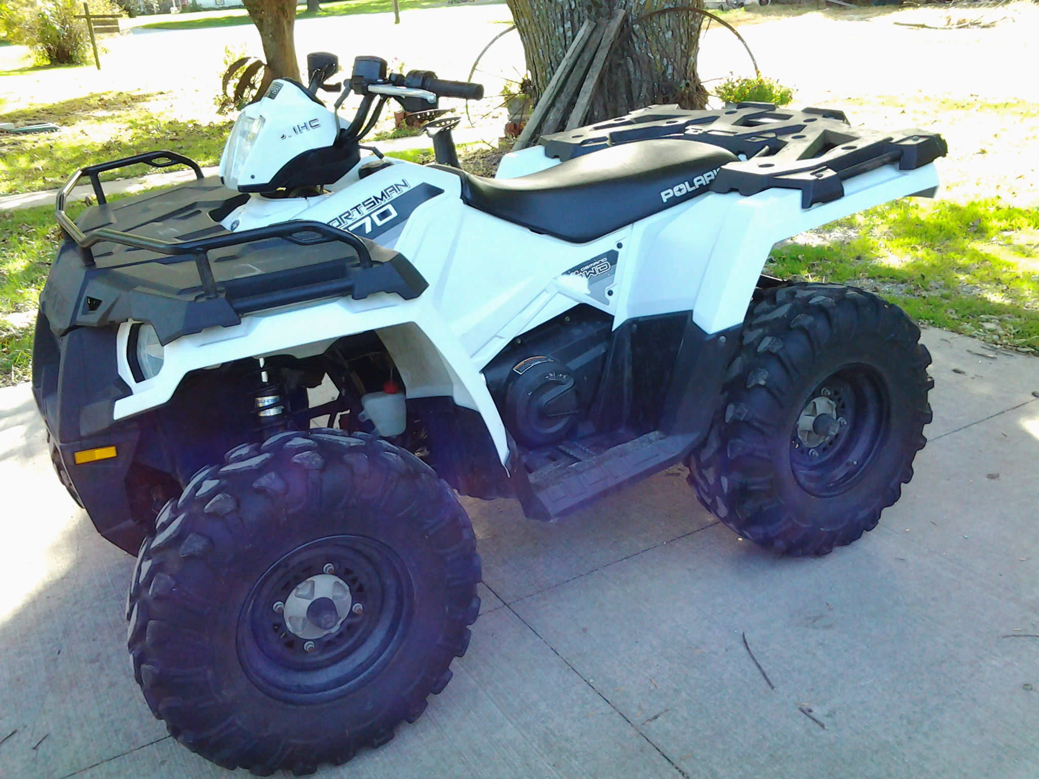 2015 Polaris Sportsman Quad image 1