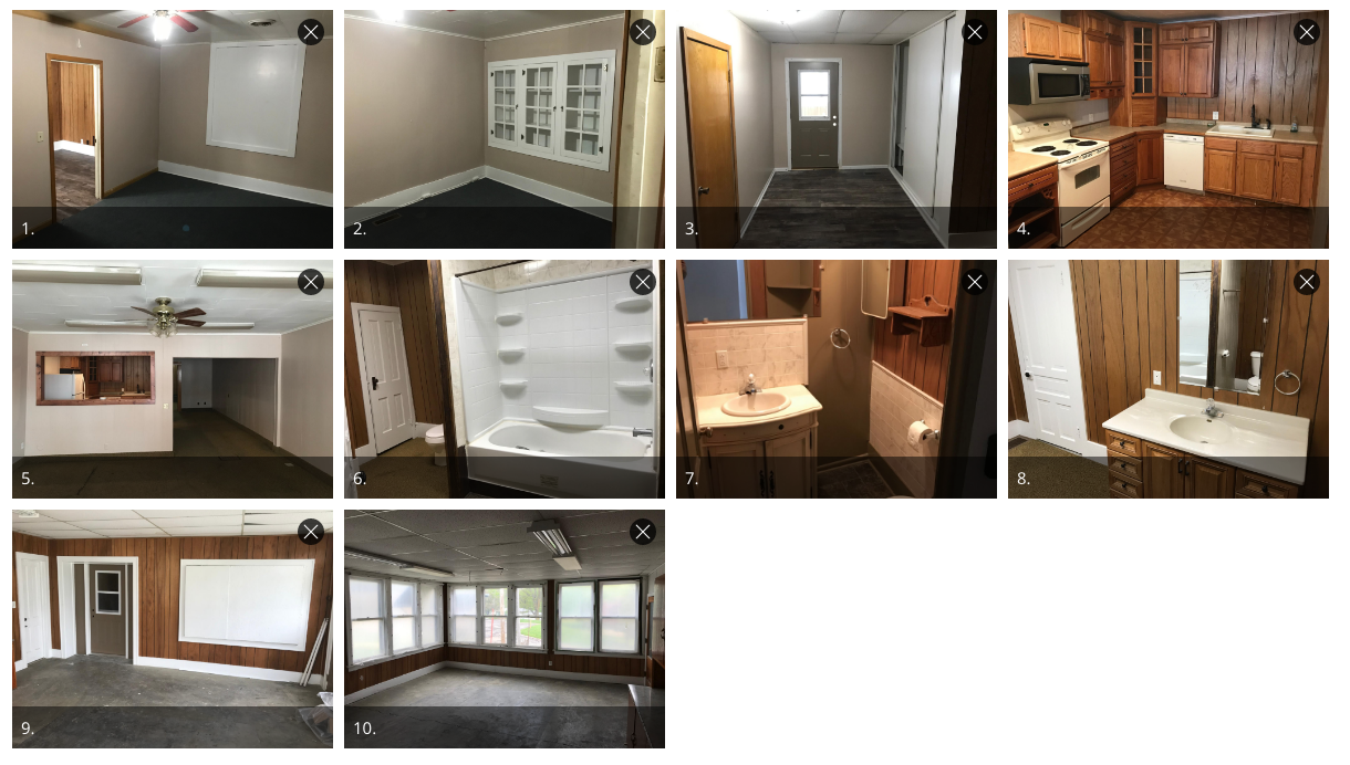 Bedford, Iowa Apartment for Rent 1 Bedroom image 1