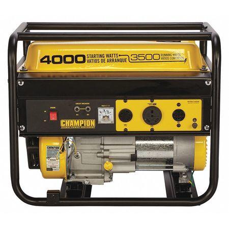 Champion Portable Generator, 3500W, RV Style image 1
