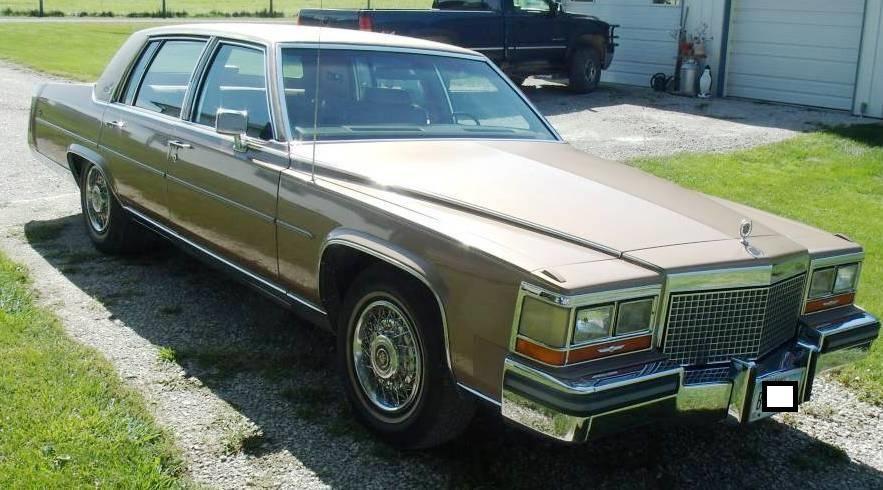 1988 Cadillac Brougham d'Elegance image 1