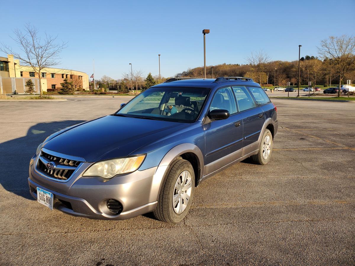 2008 Subaru Outback,  Glenwood 712-526-2110 image 1