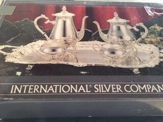 Silver Set FREE image 1