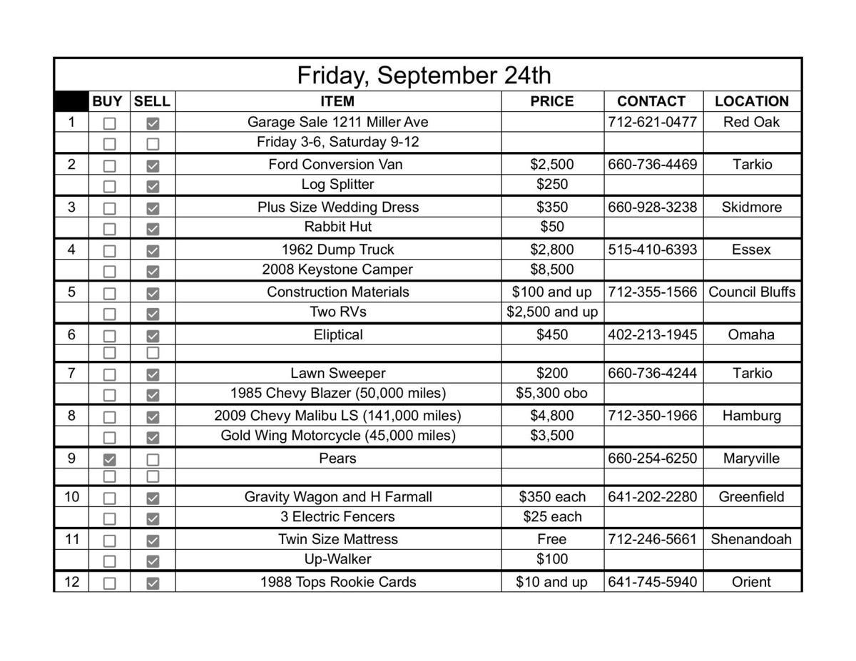 Friday, September 24th