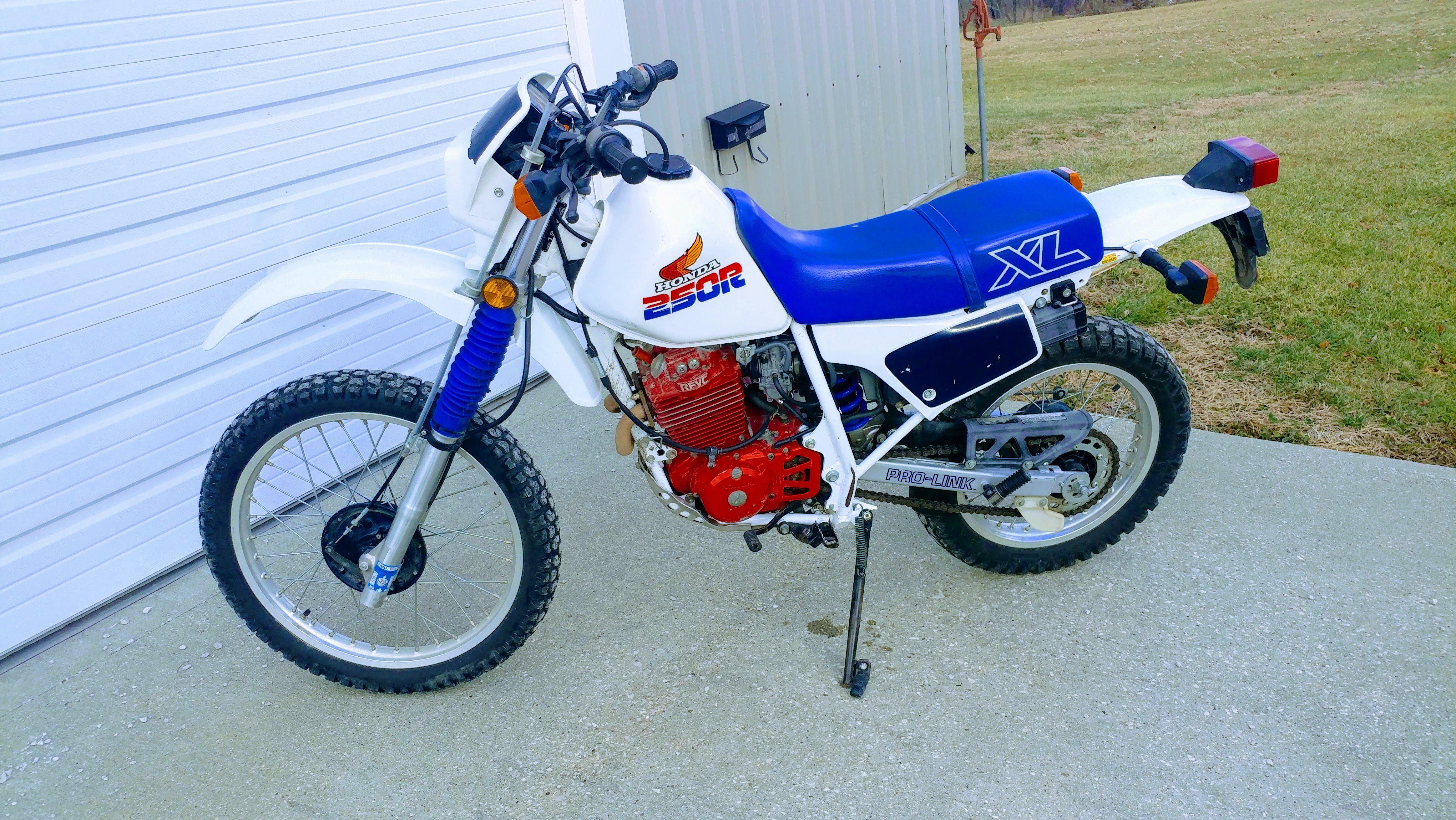 Honda XL 250 1986 image 1