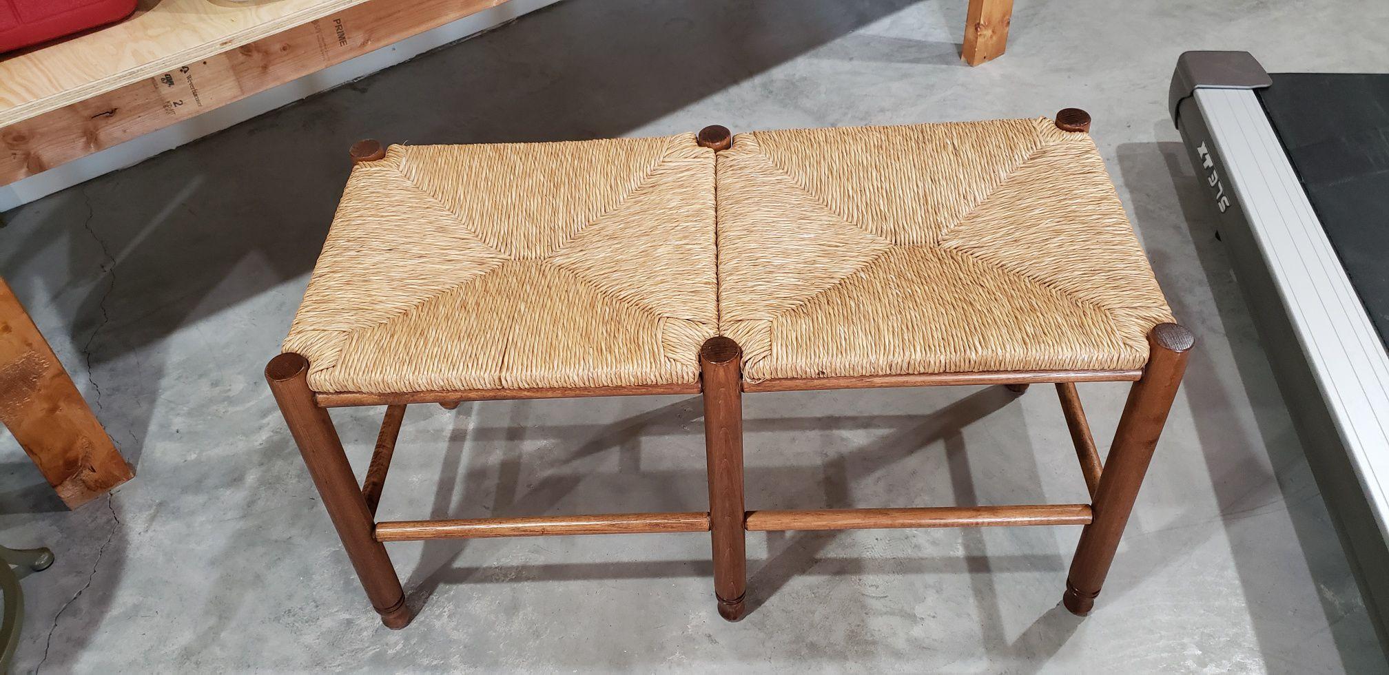 Wood Bench image 1