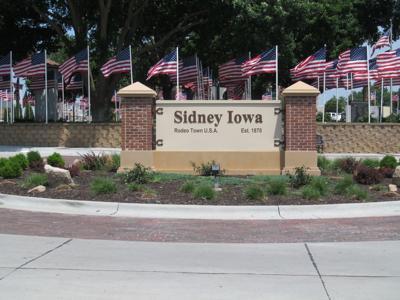 Sidney city sign