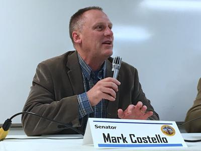 State Senator Mark Costello of Imogene