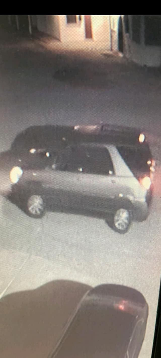 Fremont County Suspect 1