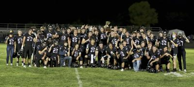 Clarinda Claims Page County Superbowl Trophy