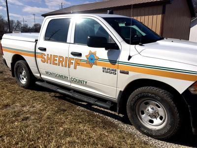 Montgomery County Sheriff's Office Truck