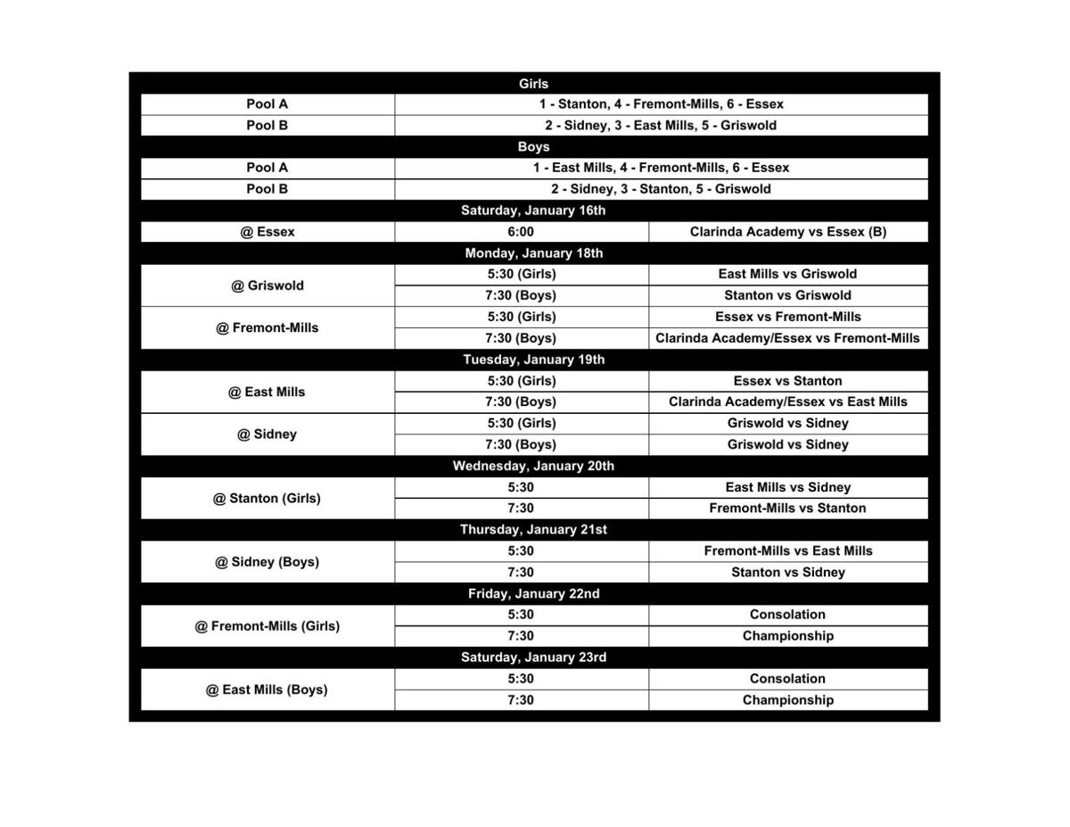 2021 Corner Conference Basketball Tournament - Schedule.pdf