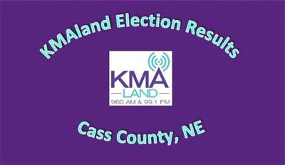 Cass County, NE Election Results