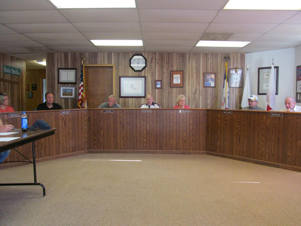 Page County's Emergency Management Agency