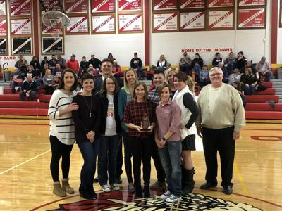 1999 Tarkio Girls Basketball Hall of Fame