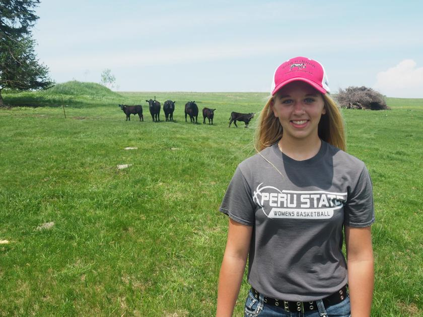 Celebrating beef and Malea Moore of Fremont County during May Beef Month   AG   kmaland.com