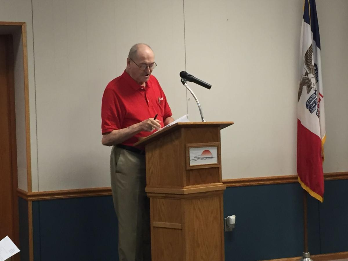 Norton remembered for community involvement | News | kmaland com