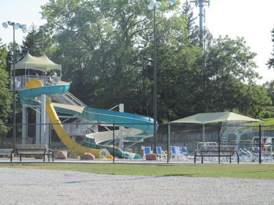 Nebraska City Steinhart Park Aquatic Center