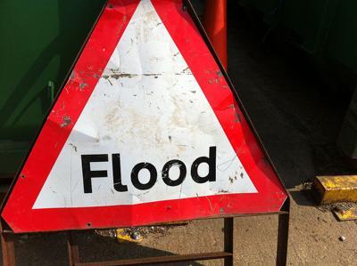Flood Standard Graphic