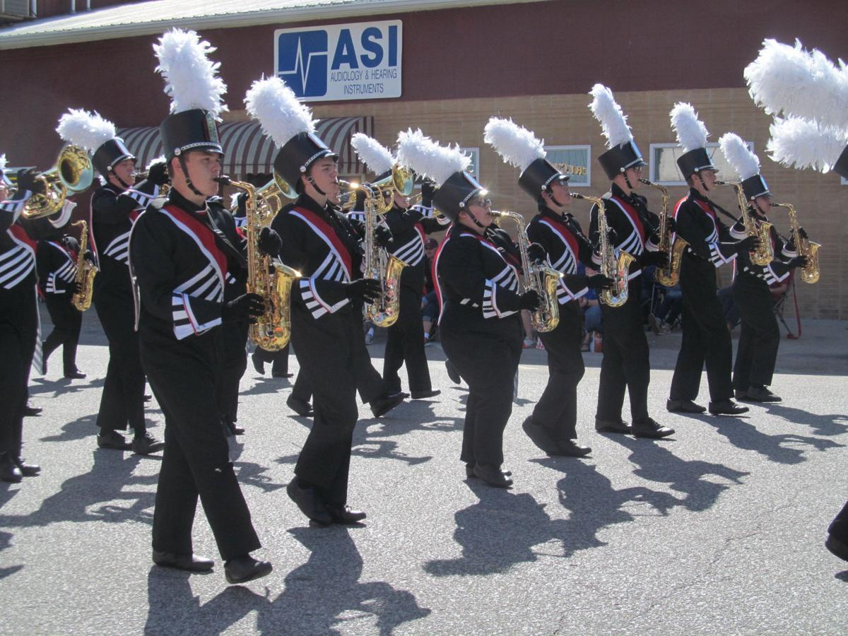 Southwest Iowa Band Jamboree 2017