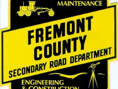 Fremont County Secondary Road Department
