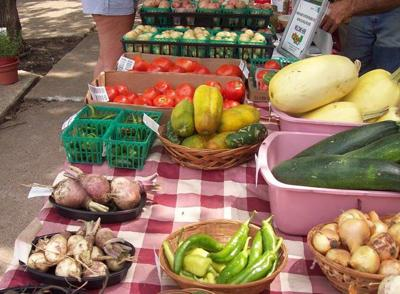 Shenandoah Garden City Farmers Market going strong this summer