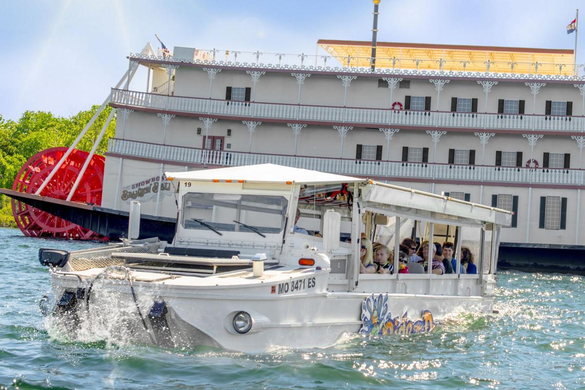 UPDATE: 17 dead after 'Ride the Ducks' boat sinks in Branson
