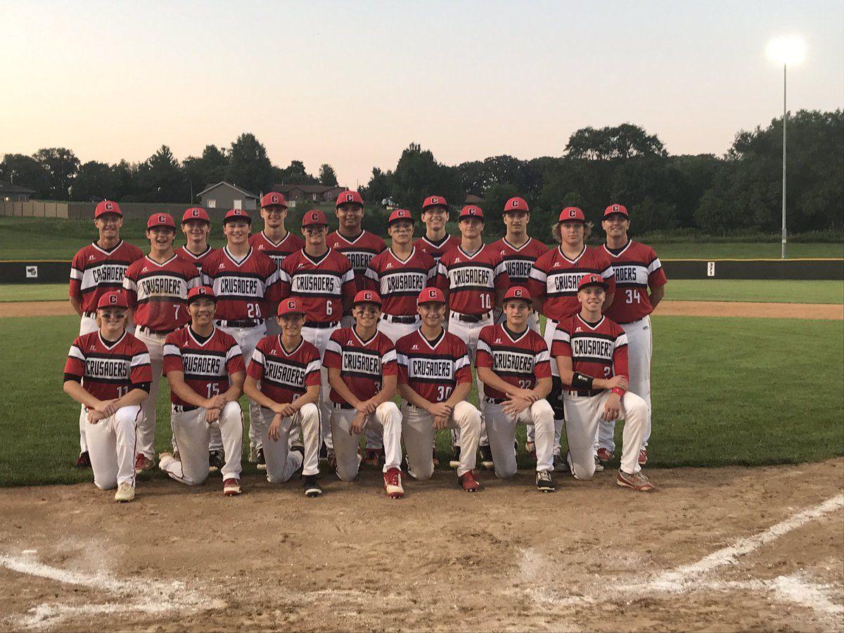 Coon Rapids-Bayard baseball