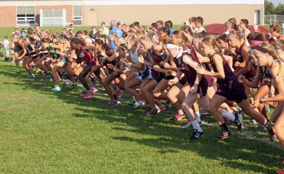 Clarinda Cross Country Meet