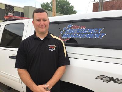 Kris Grebert, Page County EMA Coordinator