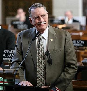 Senator Norm Wallman