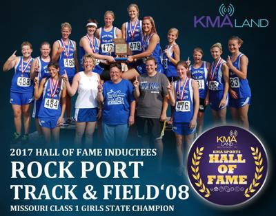 KMA Sports Rock Port Hall of Fame