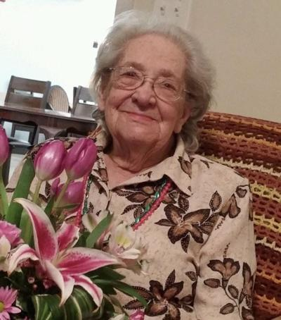 Ruth Mary Kragel, St. Joseph, 93