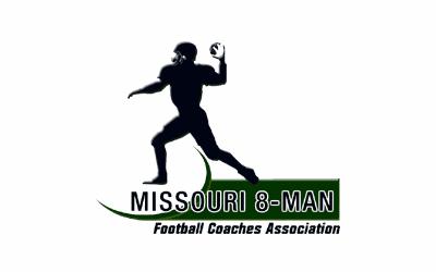 Missouri 8-Man Coaches Association Logo