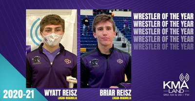 Reisz bros claim WOTY