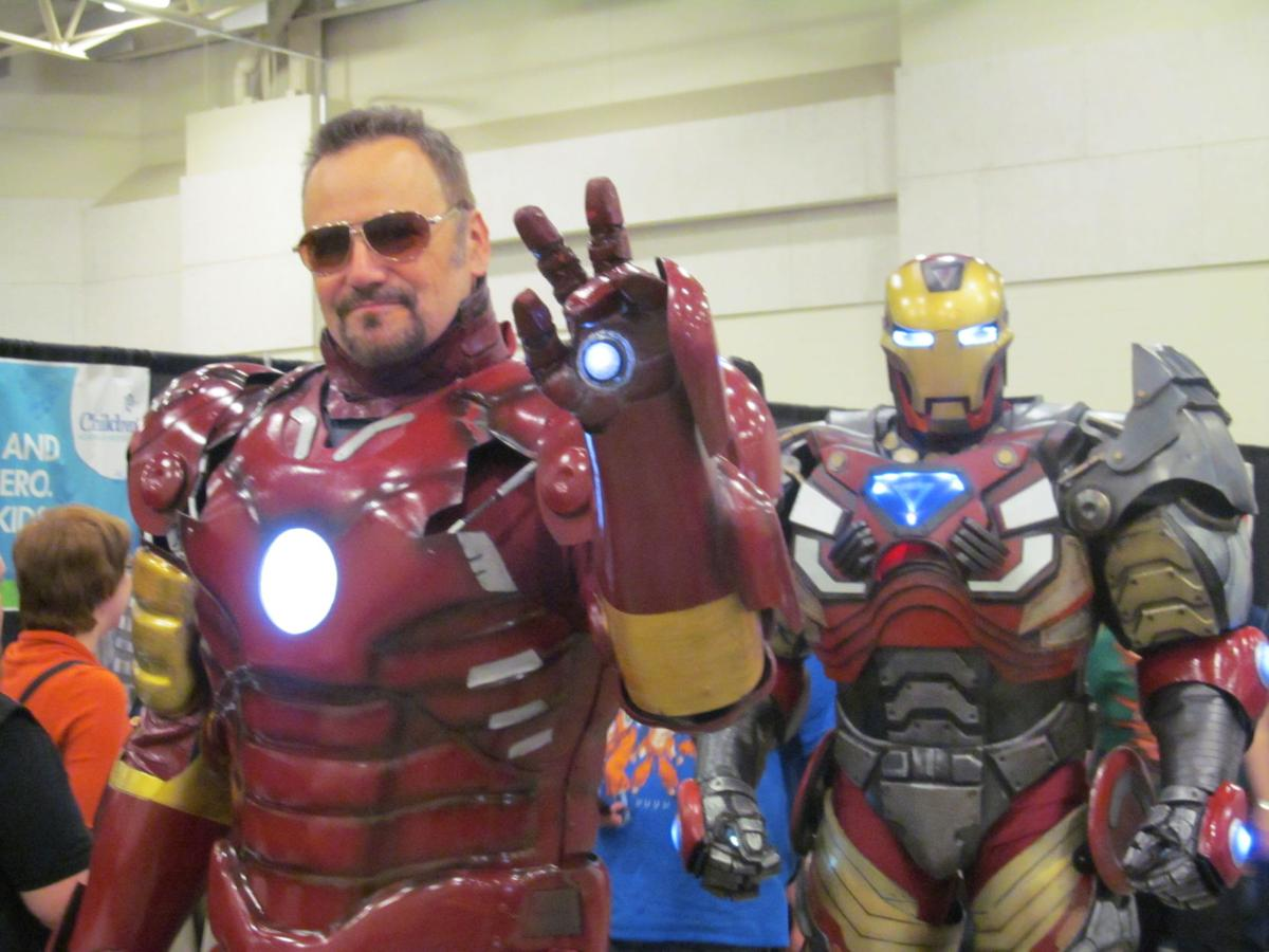 O Comic Con '17