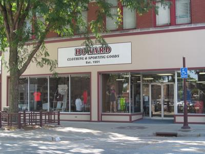 Howard Clothing and Sporting Goods