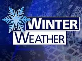 Winter weather advisory continues until 6 p.m.