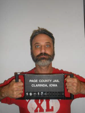 Ricketts man arrested on Page County warrants | News | kmaland com