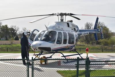 LifeNet Helicopter