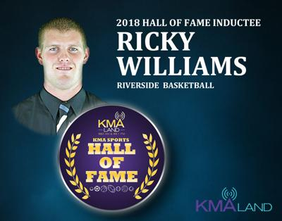 KMA Sports Hall of Fame Williams.JPG