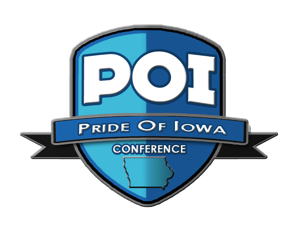 Pride of Iowa Conference Logo
