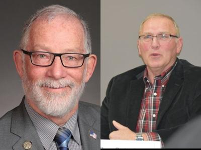 Tom Moore & Cecil Dolecheck