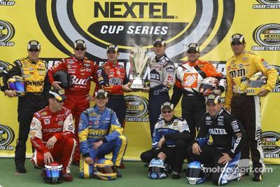 NASCAR Nextel Cup Series, Loudon.