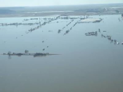 MISSOURI RIVER FLOOD 2019