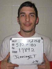 40-year-old Tyler Geoffrey Jennings