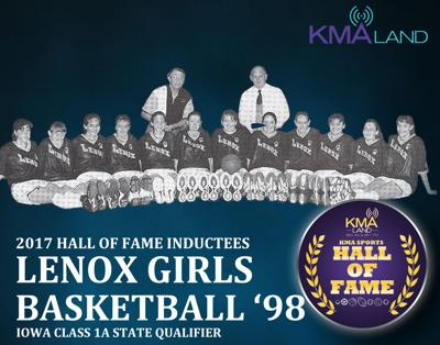 1998 Lenox Girls Basketball Hall of Fame