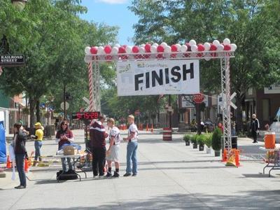 Wabash Trace Marathon 2014