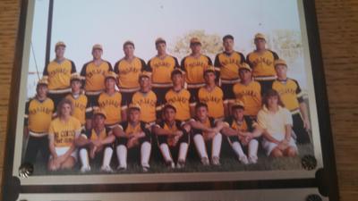 1987 Tri-Center Baseball