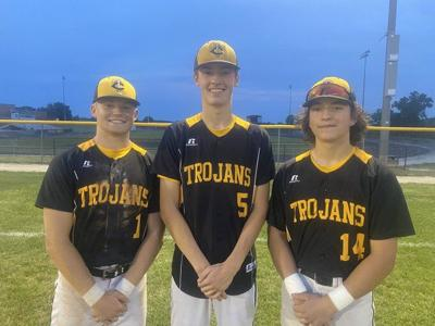 Trent Kozeal, Leyton Nelson & Justice Weers